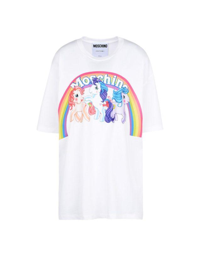 moschino my little pony tshirt