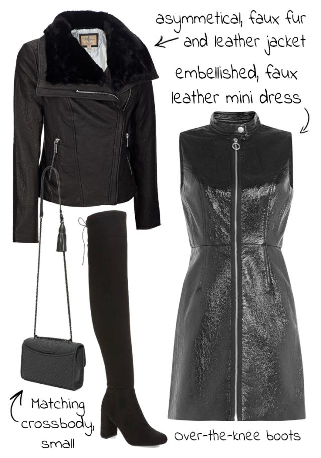 fall 2017 matrix faux leather