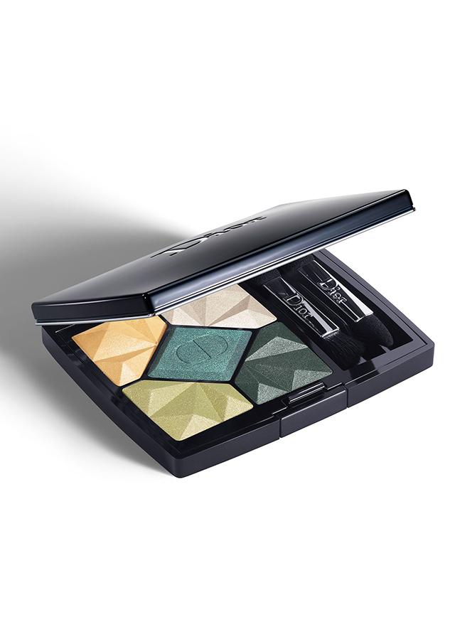 EmeraldPrecious Rocks Fidelity Colours & Effects Eyeshadow Palette