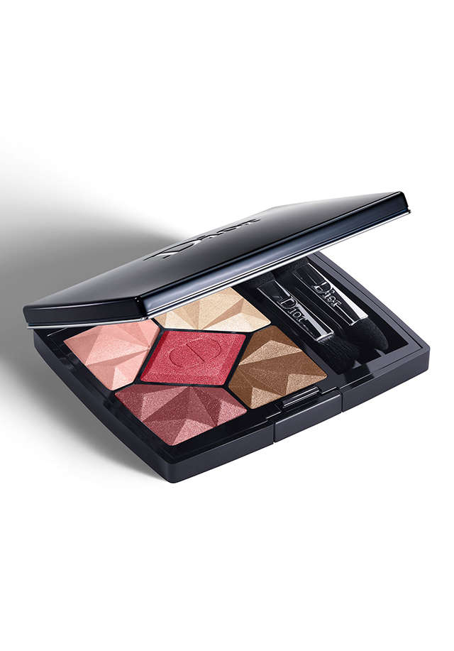 RubyPrecious Rocks Fidelity Colours & Effects Eyeshadow Palette