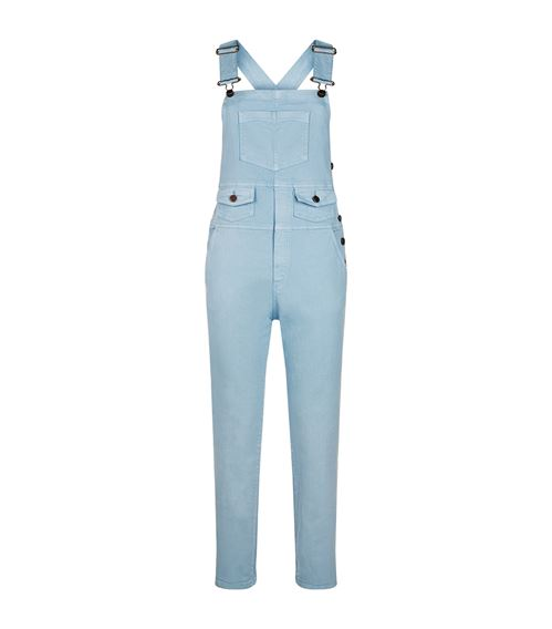Fiorucci Bobby Denim Dungarees exclusively at Harrods