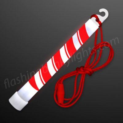 candy cane glowstick