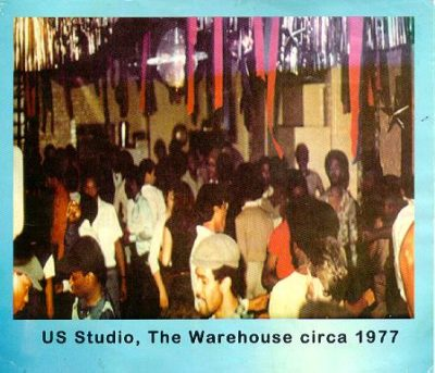 the warehouse chicago circa 1977