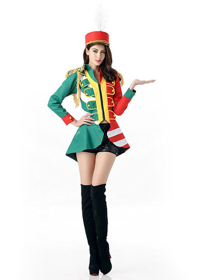 toy soldier nutcracker Christmas costume