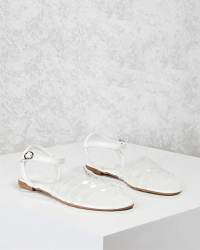 12 Pairs Of Clear Lucite Heels That Will Be Transparent