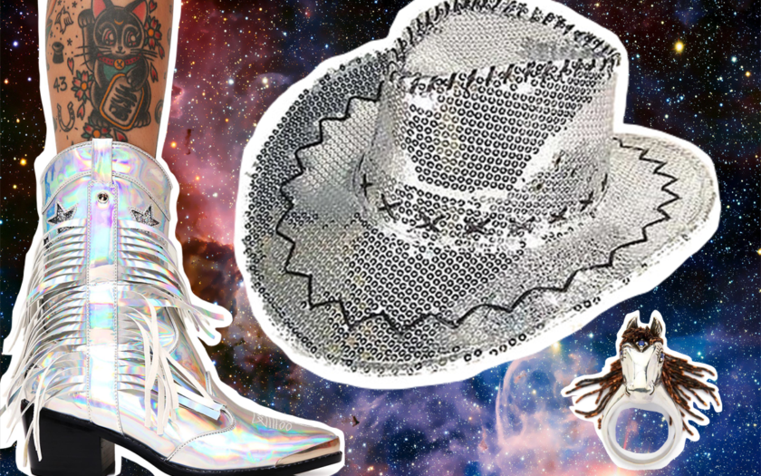 7ac68250e787d How to Dress Like a Space Cowgirl or Cowboy - Slutty Raver Costumes