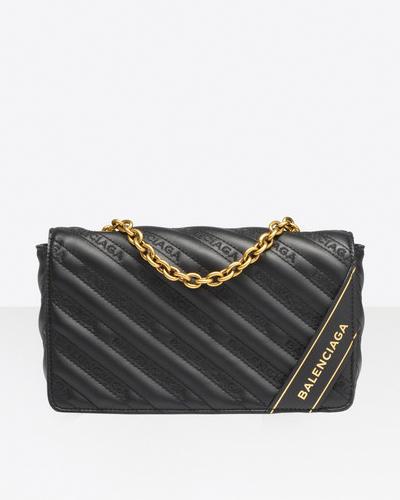 matrix fashion clutch
