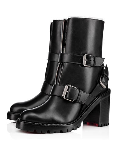 matrix fashion ankle boots