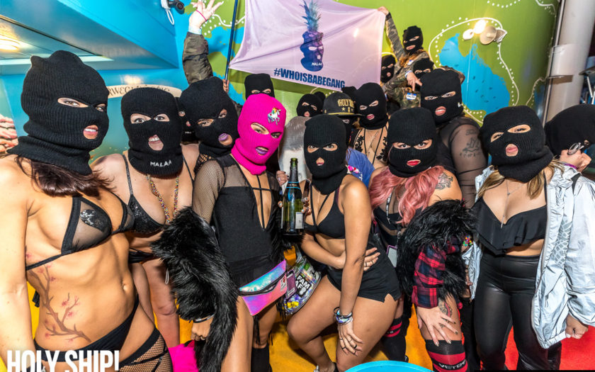 photo of holy ship 2018 by rukes.com