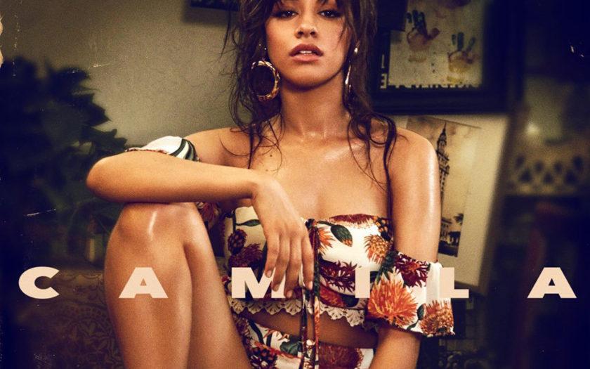 camila LP cover