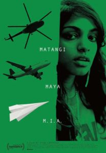 MATANG / MAYA / M.I.A. poster