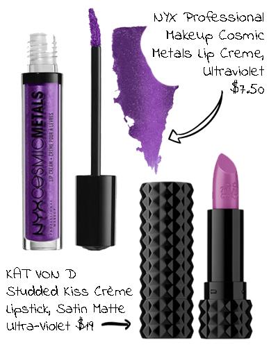 ultra violet lip makeup