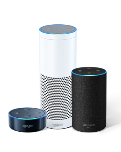 Amazon Echo & Alexa Devices future fashion