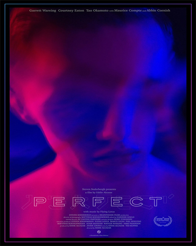 Perfect movie poster 2018 a scary bald man