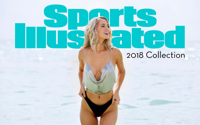 woman in sports illustrated swimwear 2018