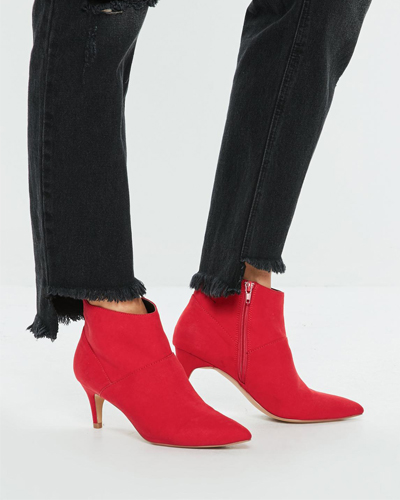 missguidedus red boots