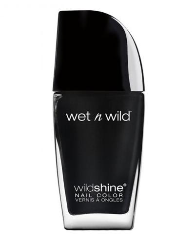 wet n wild goth-o-graphic nail polish