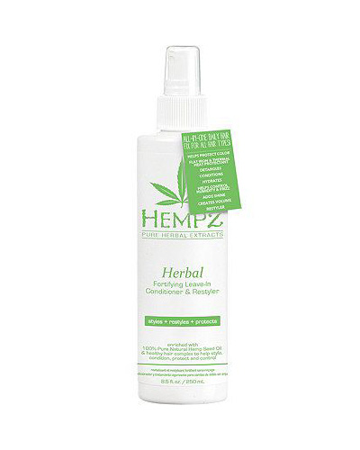 HEMPZ Herbal Fortifying Leave-In Conditioner & Restyler