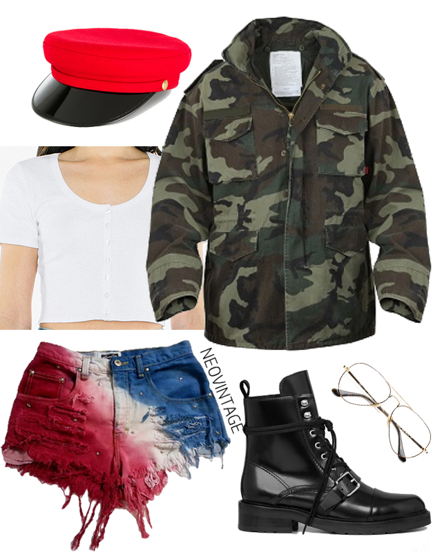 cold war essentials outfit