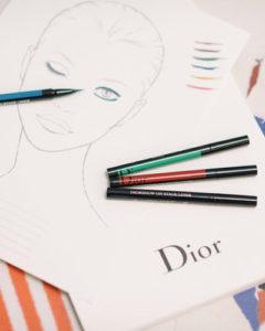 dior onstage liquid eyeliner aw 18