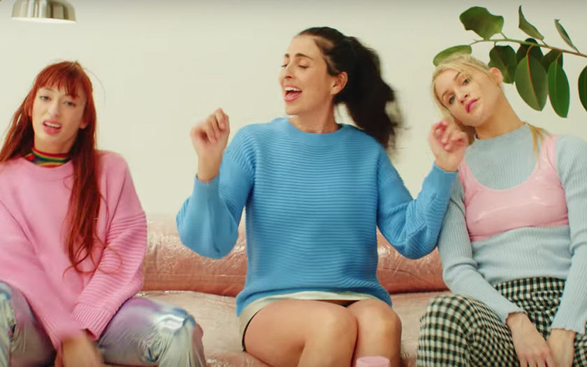 Anna Lunoe Gets Down in 'A Blaze of Glory' Video