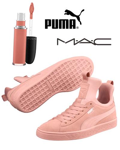 PUMA X MAC COSMETICS