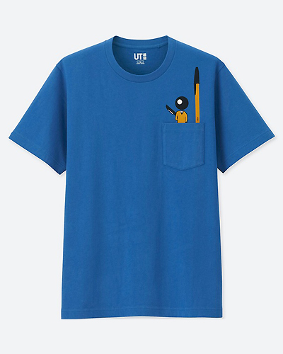 Uniqlo Japan x BIC t-shirt