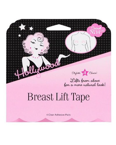 hollywood breast lift tape
