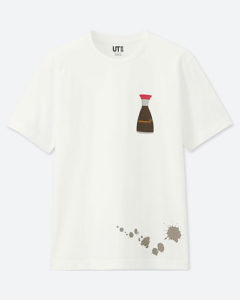 uniqlo japan x kikkoman t-shirt