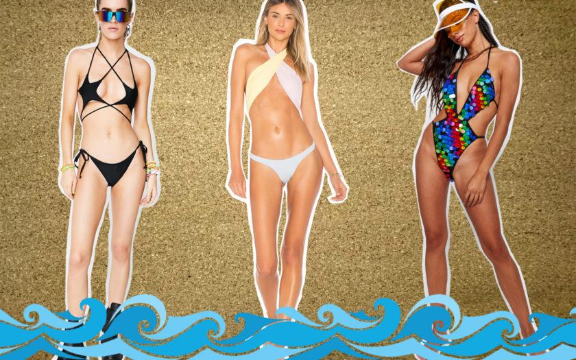3 Bikinis & One Pieces Perfect for Festival Season 2018