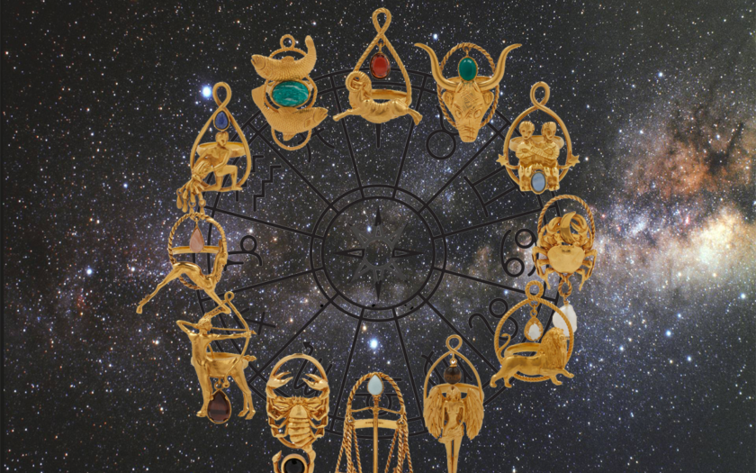 Givenchy's Zodiac Sign Jewels Are Mystical AF