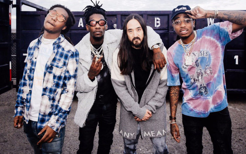 Lil Yachty Gets Steve Aoki to Collaborate on 'Pretender'