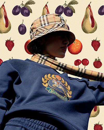 57e0d2fc019 Burberry Introduces More Bucket Hats in Signature Check - Slutty ...