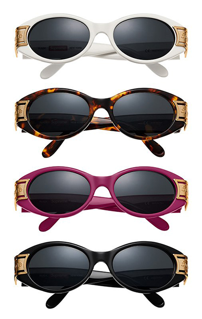 Supreme Plaza Sunglasses Spring 2018