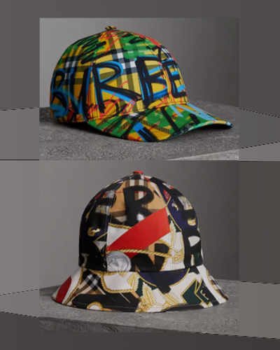 68102e7da07 Burberry Introduces More Bucket Hats in Signature Check - Slutty ...