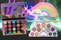 bh cosmetics festival palette and too faced festival palette eyeshadow