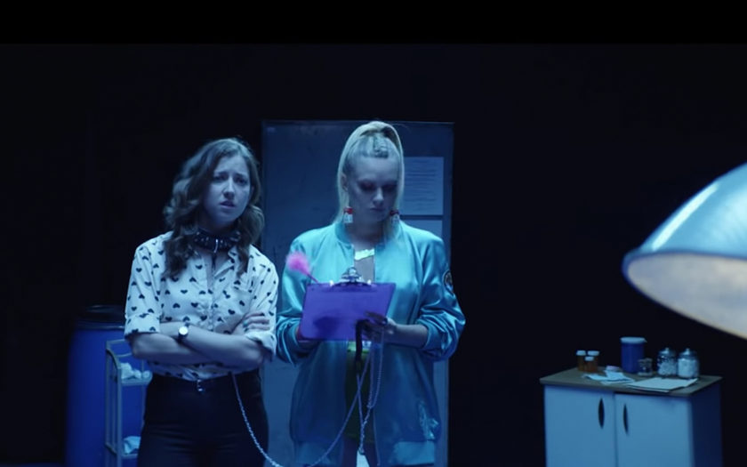 Tove Lo Drops Video for 'Bitches' ft Charli XCX & Icona Pop