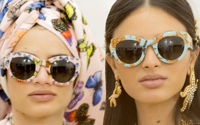 20a81059d7 Versace Adds Tribute Eyewear to Summer Collection - Slutty Raver ...