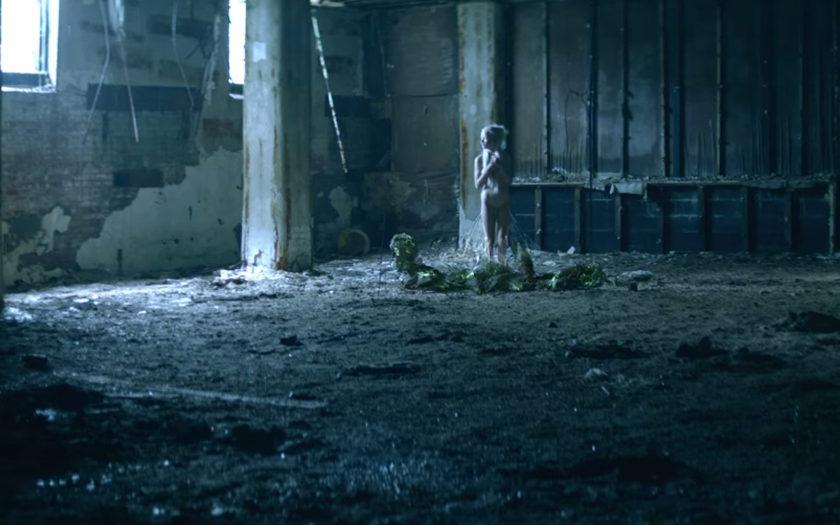 """Die Antwoord """"Alien"""" music video screenshot"""
