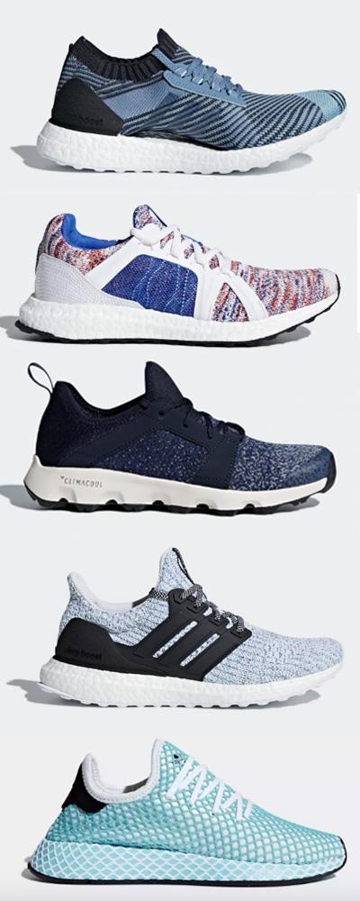 adidas x parley sneakers 2018