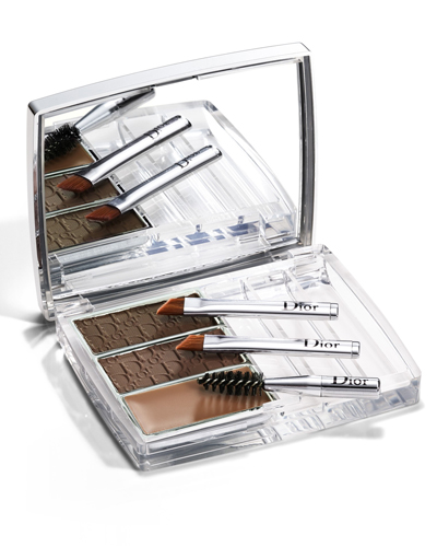 DIOR ALL-IN-BROW 3D LONG - WEAR BROW CONTOUR KIT