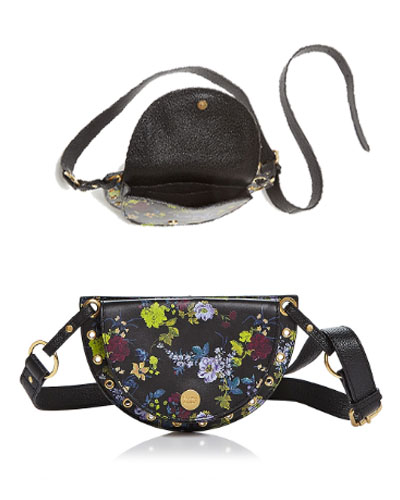 See by Chloé Kriss Convertible Leather Belt Bag