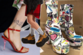 Vetements Spring 2019 RTW 3 Must Have Shoes