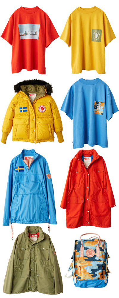 top quality order temperament shoes Acne Studios x Fjällräven Collaborate on Unisex Fashions ...