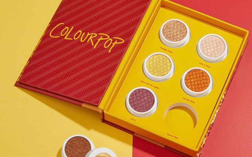 Colourpop's Back to School Collection
