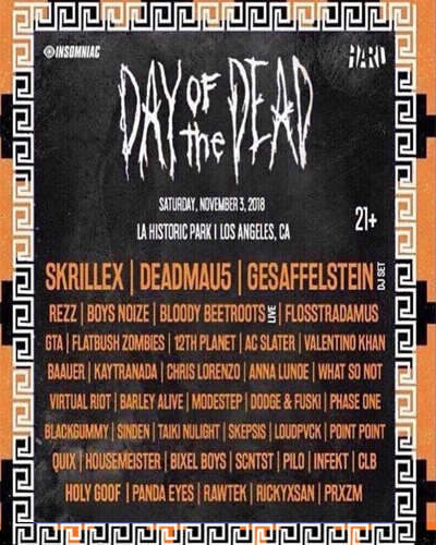 Hard Day of the Dead 2018