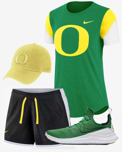 Nike Donates to the Community oregon ducks