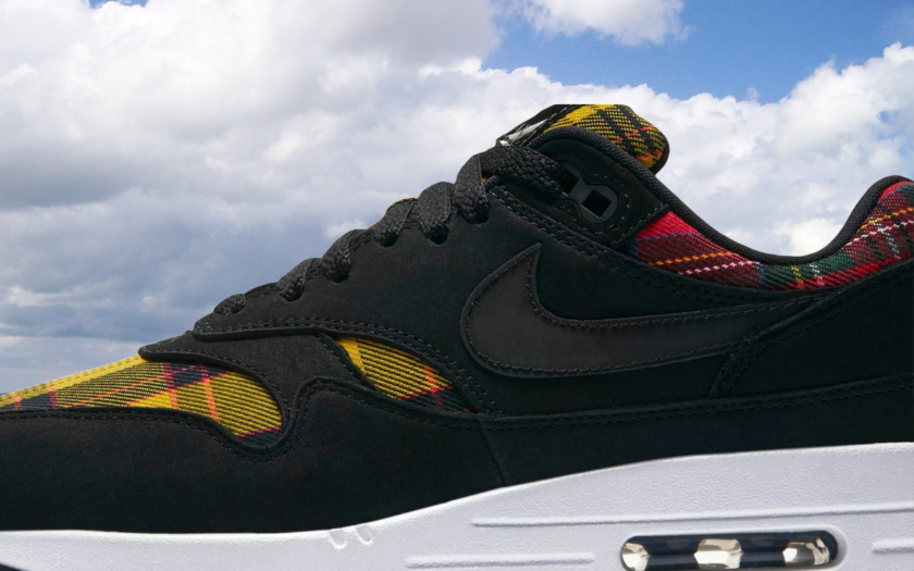 WMNS AIR MAX 1 SE TARTAN WHAT GOES WITH PLAID