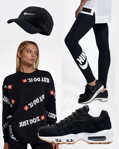 Nike Is Street Fashion outfit