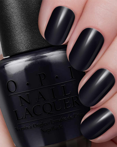 OPI Classic Nail Lacquer Black Oynx